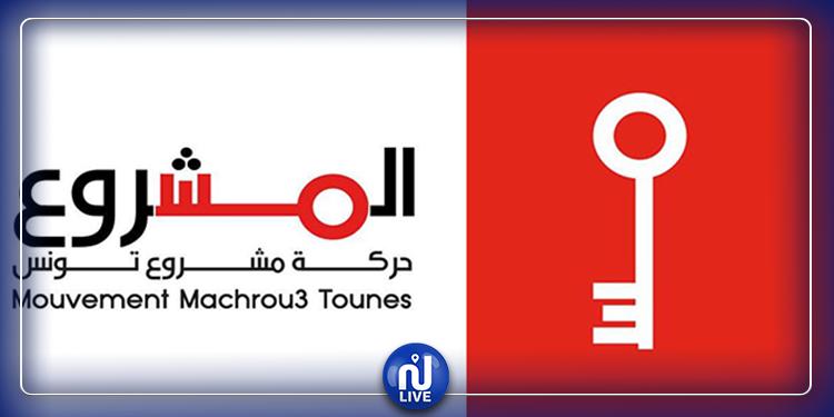 حركة مشروع تونس تقرر عدم منح الثقة لحكومة الفخفاخ
