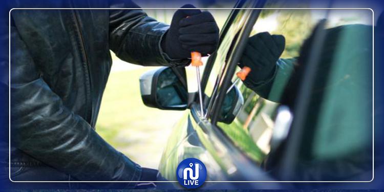 تاجروين: تفكيك شبكة مختصة في سرقة السيارات وتغيير أرقام هياكلها