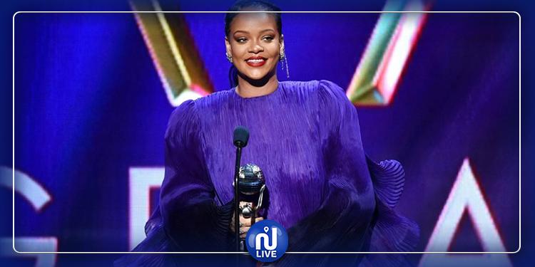 L'émouvant discours de Rihanna lors des NAACP Image Awards 2020
