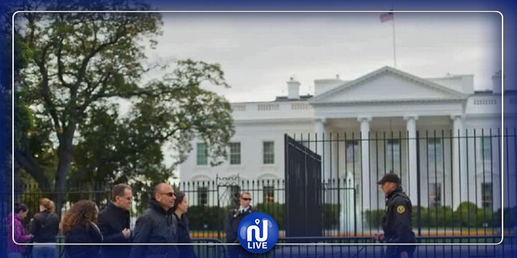إيقاف شخص قرب البيت الأبيض هدد بطعن ترامب