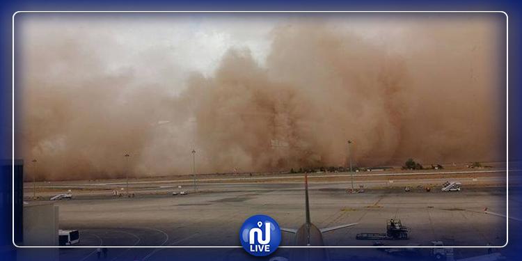 Canaries : Une tempête de sable force la fermeture d'aéroports