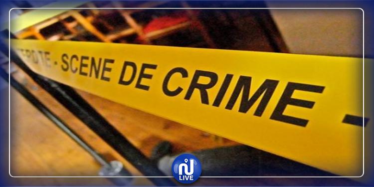 القبض على شاب قتل امرأة وسرق هاتفها