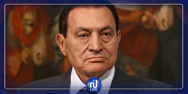 انتحار شاب بسبب وفاة حسني مبارك