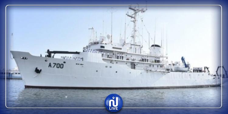 بواخر تركية بميناء حلق الوادي: وزارة الدفاع توضّح