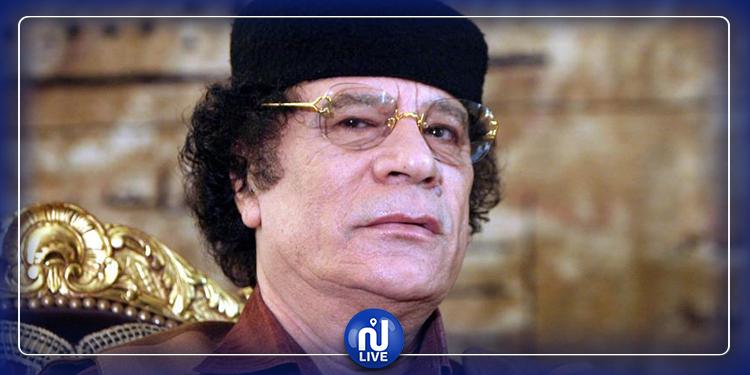 أرملة القذافي ترد على دونالد ترامب برسالة خطية (صور)