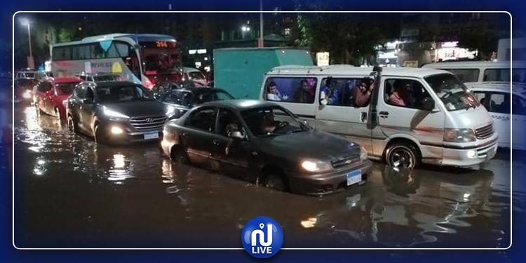 مصر: تعليق الدروس بسبب الأمطار الغزيرة