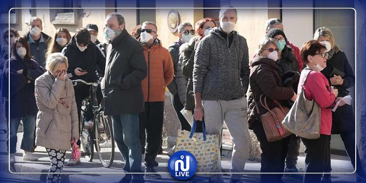 إيطاليا:  888 إصابة بفيروس كورونا