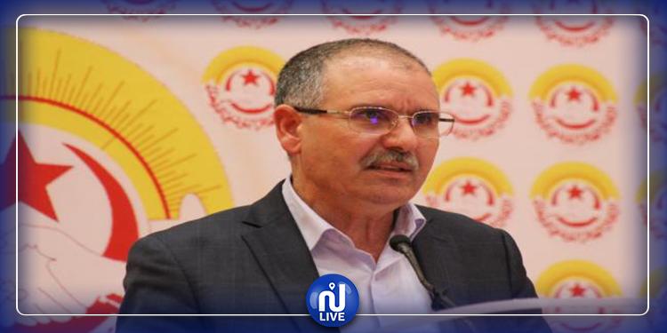 Taboubi appelle le prochain gouvernement à soutenir le dossier du phosphate
