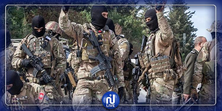 عاجل: تبادل إطلاق نار والقضاء على إرهابي بمرتفعات القصرين