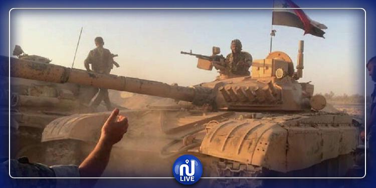 الجيش السوري يسقط طائرة تركية مسيرة في ريف إدلب