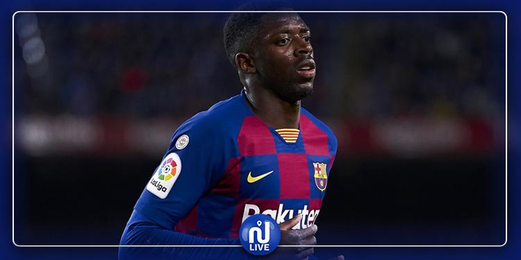 FC Barcelone : Ousmane Dembélé indisponible pour 6 mois !