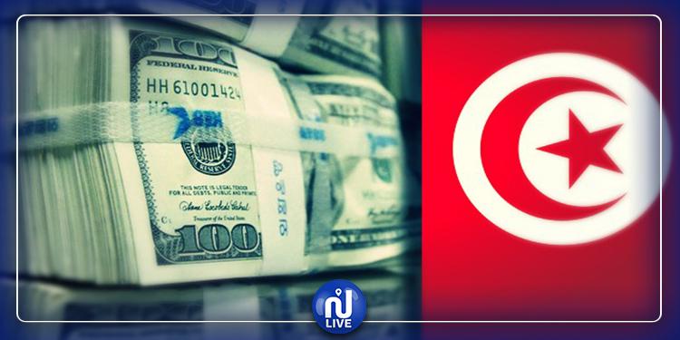 الدين الخارجي لتونس يبلغ 80 ألف مليار!
