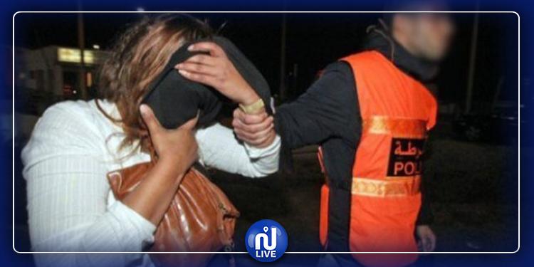 الشرطة المغربية تقبض على فتاة تونسية وتحتفظ بها رهن الإيقاف