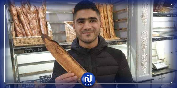 Taieb Sahal couronné meilleur boulanger de Paris 2020