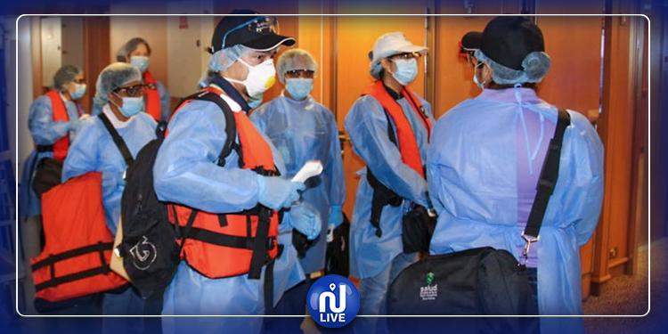 إسبانيا: 54 وفاة و2236 إصابة بفيروس كورونا