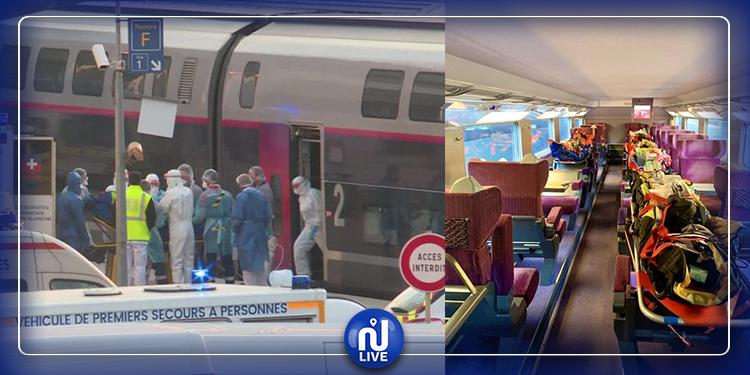 فرنسا تحوّل القطارات السريعة إلى مستشفيات متنقلة (صور)