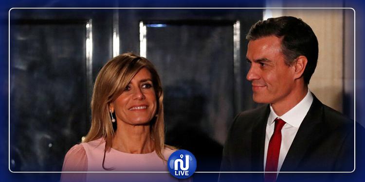إصابة زوجة رئيس وزراء إسبانيا بفيروس كورونا