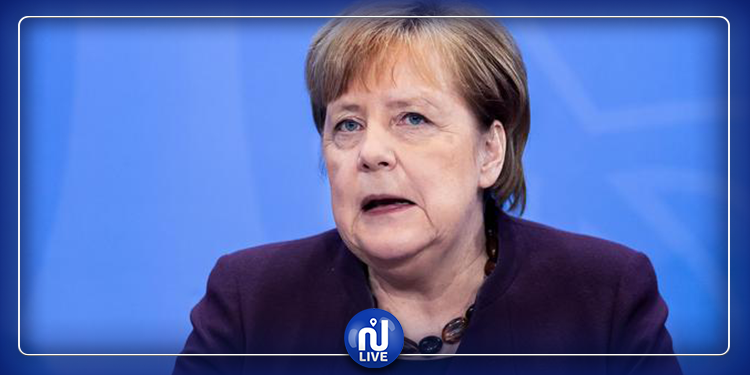 ميركل: 70% من سكان ألمانيا سيصابون بفيروس كورونا