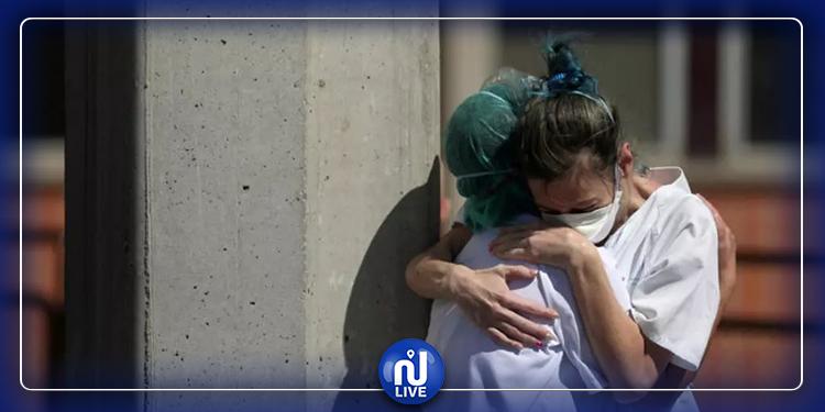 ليلة مأساوية في إسبانيا: 838 وفاة جديدة بكورونا