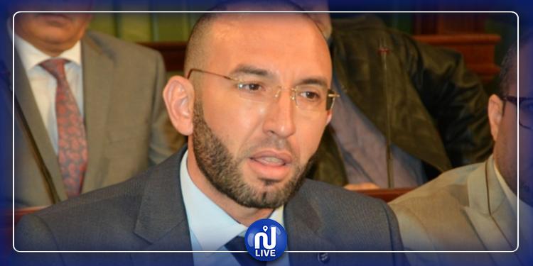 رئاسة البرلمان تدعو النيابة العمومية إلى فتح تحقيق في تعنيف محمد العفاس