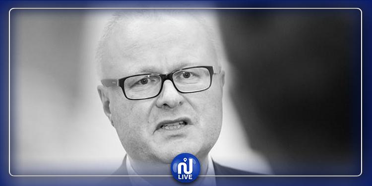 ألمانيا: انتحار وزير محلي بارز