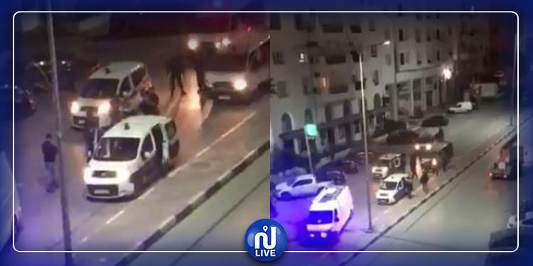 إيقاف شبان بحي النصر: الداخلية تنفي محاولة سرقة فرع بنكي وتوضح