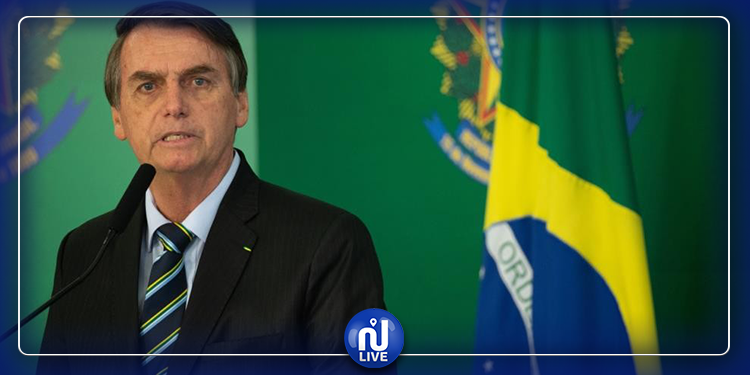 إصابة رئيس البرازيل بفيروس كورونا