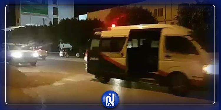 سيدي بوزيد: إيقاف شخص لم يمتثل لقرار حظر التجول