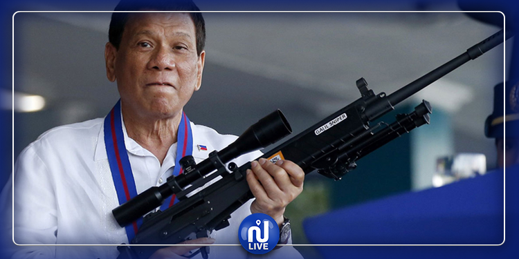 رئيس الفلبين يأذن بإطلاق النار على مخالفي إجراءات مكافحة كورونا!
