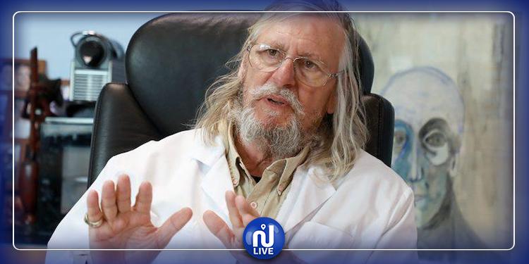 Covid-19- Didier Raoult : ''Il est possible que l'épidémie disparaisse de Marseille, au printemps''
