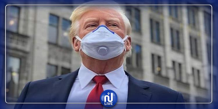 دونالد ترامب يهاجم منظمة الصحة العالمية