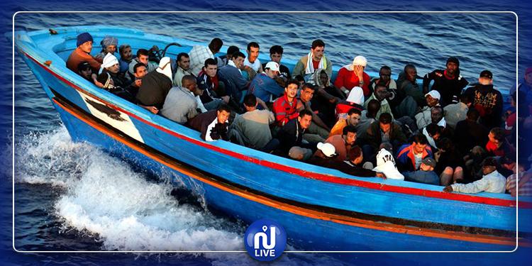 لامبيدوزا: وصول مركب مهاجرين قادم من تونس