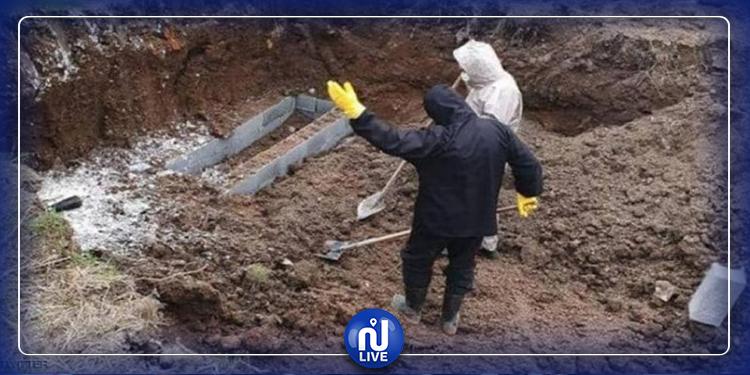 L'inhumation des victimes du COVID-19, une source de contamination ?