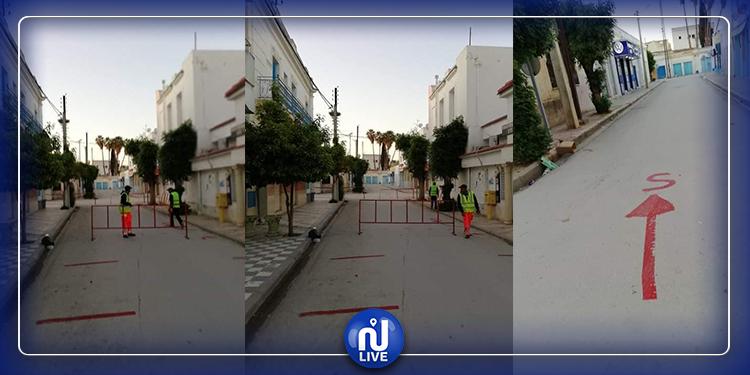 بوسالم: حواجز حديدية وخطوط حمراء أمام مركز البريد تفاديا للاكتظاظ