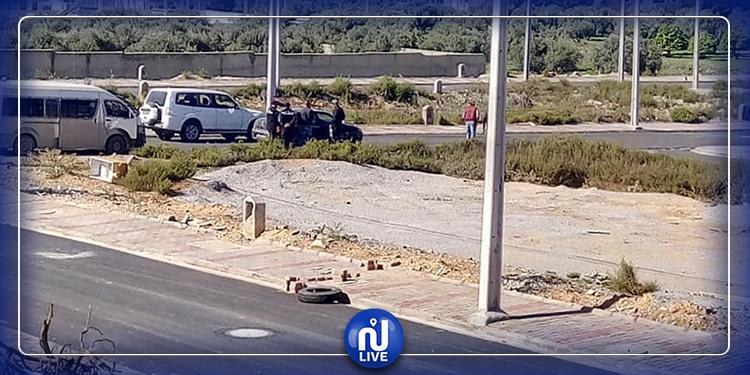 منوبة: الحرس الوطني يتدخل لفض أعمال عنف وشغب