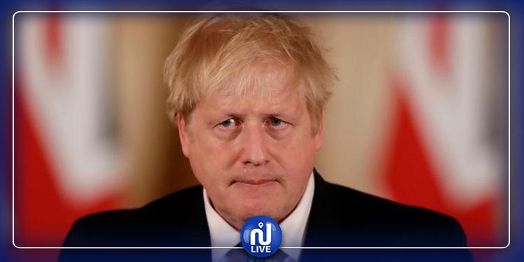 لندن: جونسون لا يزال في غرفة العناية المركزة