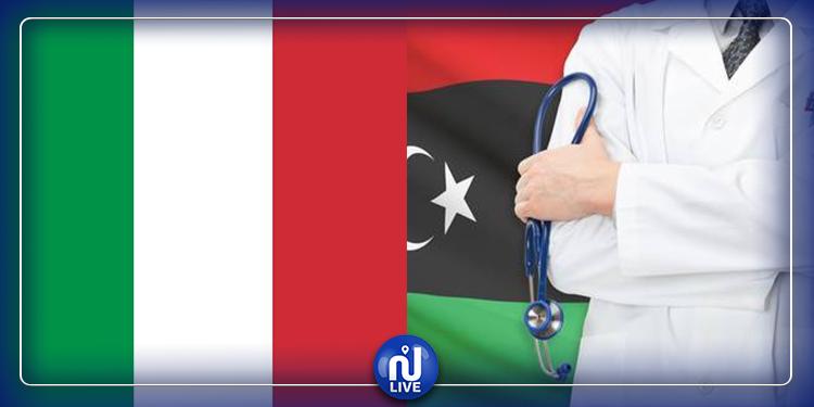بعد الصومال... ليبيا تعلن إرسال 30 طبيبا الى ايطاليا