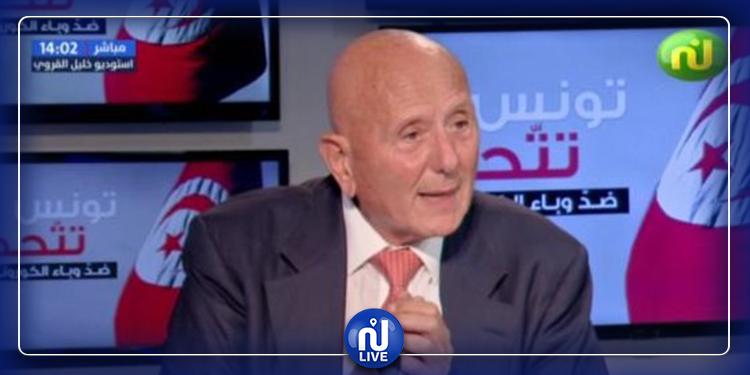 نجيب الشابي: هناك ضعف اتصالي من قبل الحكومة في إدارة الحرب على فيروس كورونا