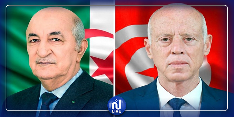 Entretien téléphonique entre le président de la République et son homologue algérien