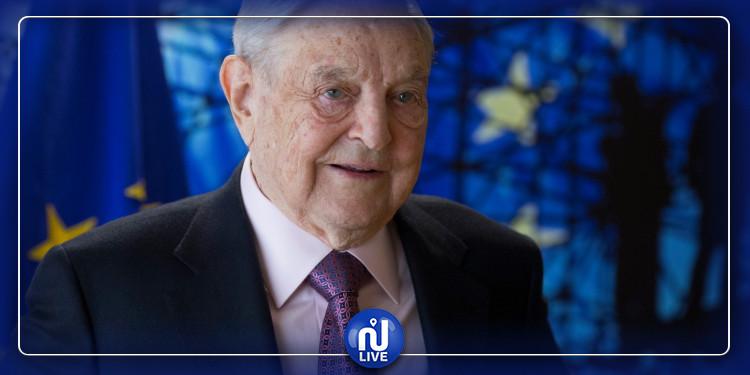 Georges Soros : La crise du Coronavirus peut détruire l'UE