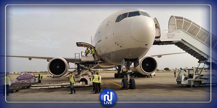 تركيا ترسل طائرة محملة بالمساعدات الطبية إلى تونس