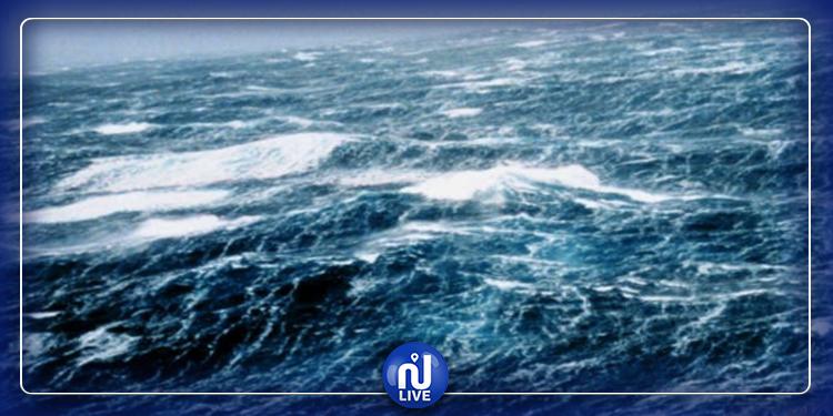 زلزال قوي يضرب البحر المتوسط