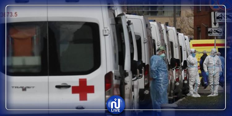 روسيا تسجل أعلى حصيلة وفيات يومية بفيروس كورونا
