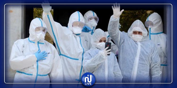 7 ولايات تتعافى من فيروس كورونا