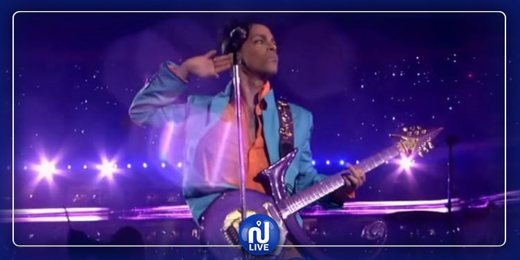 L'un des concerts cultes de Prince disponible sur Youtube
