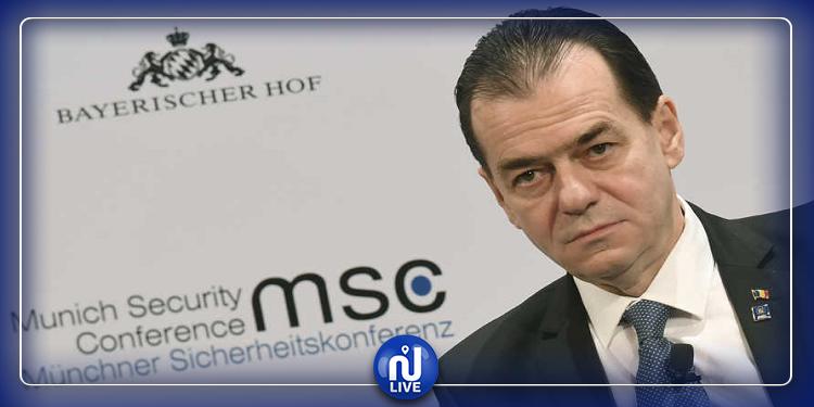 رئيس وزراء رومانيا يقع في فخ ''غرامة الكمامة'' التي فرضها على شعبه