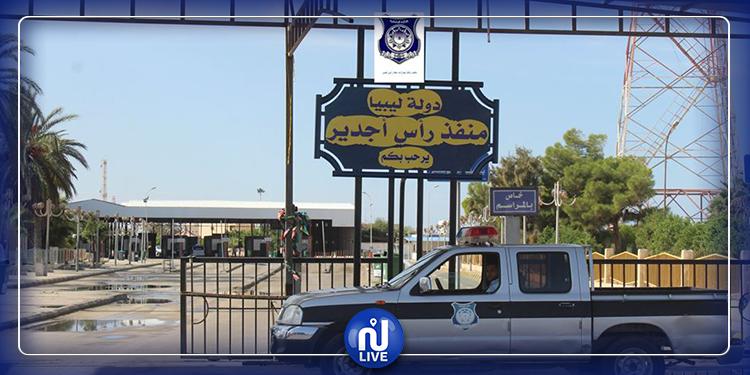 عطل تقني يؤجّل عودة تونسيين عالقين بليبيا