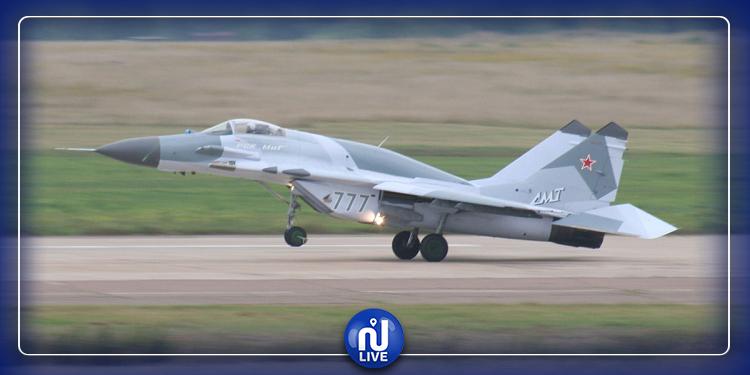 أوكرانيا: سرقة مقاتلة ''ميغ-29'' مفككة