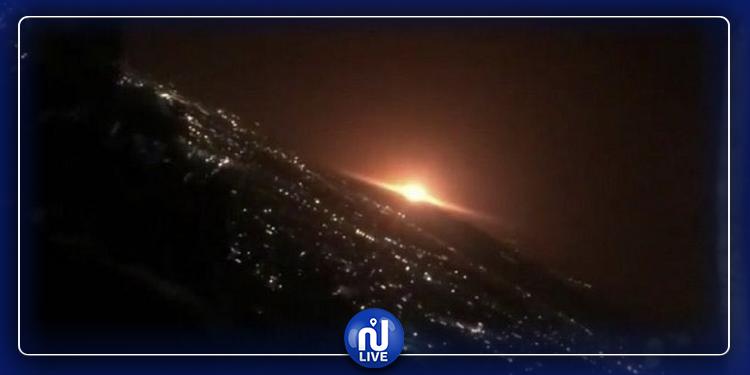 إيران: انفجار ضخم يهز شرقي العاصمة طهران