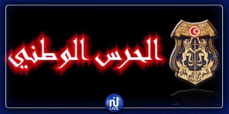 الداخلية تنفي إيقاف رئيس مركز الحرس الوطني بسيدي علي بن عون